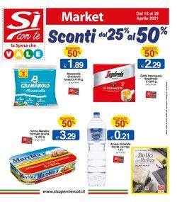 Catalogo Sì con te Market ( Scade domani )