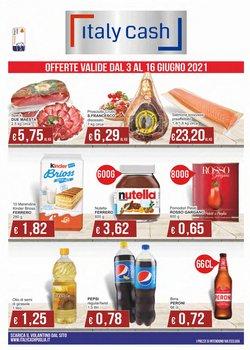 Offerte di Iper Supermercati nella volantino di Italy Cash ( Scade oggi)