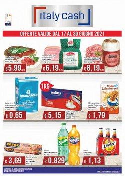 Offerte di Italy Cash nella volantino di Italy Cash ( Per altri 9 giorni)