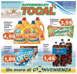Offerte di Tocal nella volantino di Tocal ( Pubblicato oggi)