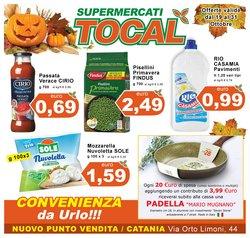 Offerte di Tocal nella volantino di Tocal ( Scade domani)