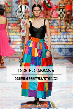 Catalogo Dolce & Gabbana ( Più di un mese )