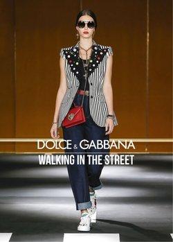Offerte di Grandi Firme nella volantino di Dolce & Gabbana ( Più di un mese)