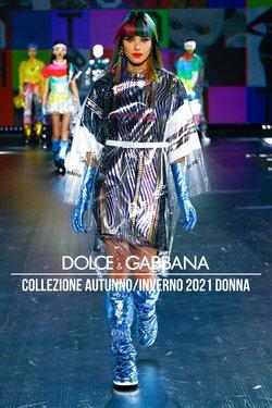 Offerte di Dolce & Gabbana nella volantino di Dolce & Gabbana ( Più di un mese)