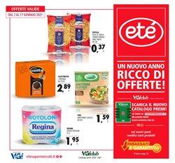 Offerte Iper Supermercati nella volantino di Eté a Belvedere Marittimo ( Scade oggi )