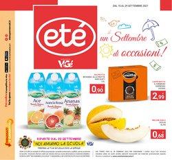 Offerte di Iper Supermercati nella volantino di Eté ( Per altri 10 giorni)