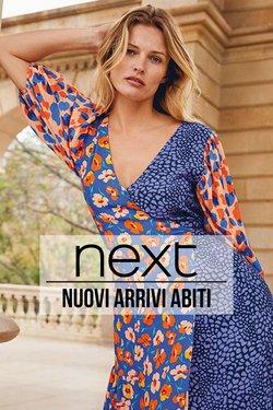Offerte di Next nella volantino di Next ( Più di un mese)