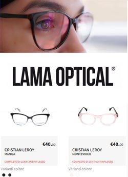 Offerte Salute e Ottica nella volantino di Lama Optical a Verona ( Per altri 3 giorni )