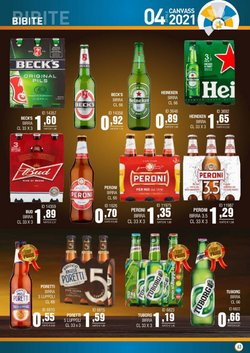 Offerte di Heineken a Le delizie
