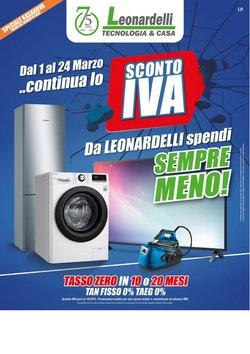 Offerte Elettronica e Informatica nella volantino di Leonardelli a Rozzano ( 2  gg pubblicati )