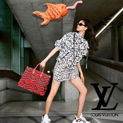 Offerte Grandi Firme nella volantino di Louis Vuitton a Bagheria ( Più di un mese )