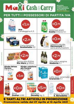Offerte Iper Supermercati nella volantino di Maxi Cash&Carry a Trapani ( Scade oggi )