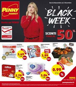 Catalogo Penny Market a Roma ( Scade oggi )