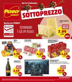 Offerte Iper Supermercati nella volantino di Penny Market a Cecina ( Pubblicato ieri )
