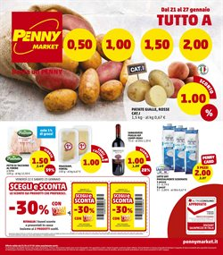 Offerte Iper Supermercati nella volantino di Penny Market a Nichelino ( Per altri 3 giorni )