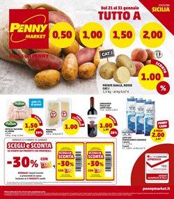 Offerte Iper Supermercati nella volantino di Penny Market a Catania ( Per altri 6 giorni )