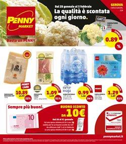 Catalogo Penny Market a Genova ( Pubblicato oggi )