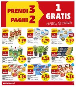 Offerte di Iper Supermercati nella volantino di Penny Market ( Scade oggi )