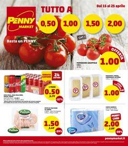Offerte Iper Supermercati nella volantino di Penny Market a Lissone ( 2  gg pubblicati )