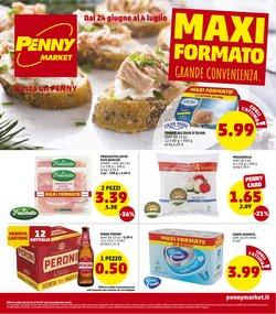 Offerte di Iper Supermercati nella volantino di Penny Market ( Pubblicato oggi)
