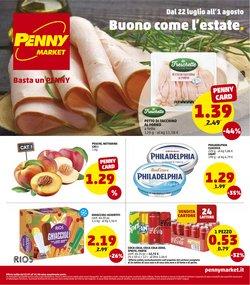Offerte di Discount nella volantino di Penny Market ( Scade oggi)