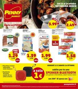 Offerte di Discount nella volantino di Penny Market ( Per altri 4 giorni)