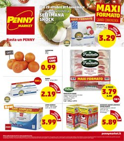 Offerte di Iper Supermercati nella volantino di Penny Market ( Pubblicato ieri)