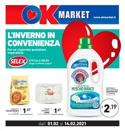 Catalogo Ok Market a Roma ( Scaduto )