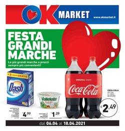 Offerte di Coca-Cola a Ok Market