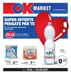 Catalogo Ok Market a Roma ( Pubblicato ieri )