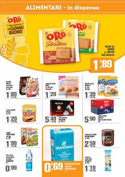 Offerte di Ciambelle a Vivo Supermercati