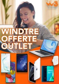 Offerte Elettronica e Informatica nella volantino di WINDTRE a Chioggia ( Pubblicato oggi )
