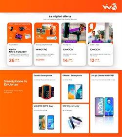 Offerte di smartphone nella volantino di WINDTRE ( Per altri 25 giorni)