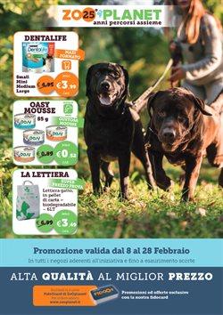 Offerte Bricolage e Giardino nella volantino di ZooPlanet a Brescia ( Scade domani )
