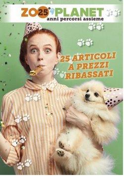 Offerte Animali nella volantino di ZooPlanet a Milano ( Per altri 12 giorni )