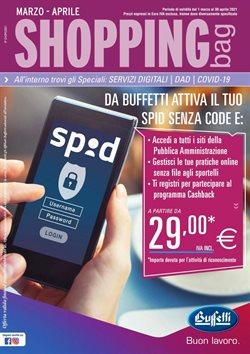 Offerte Libreria e Cartoleria nella volantino di Buffetti a Reggio Calabria ( Più di un mese )