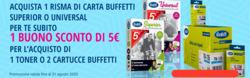 Coupon Buffetti a Caltagirone ( Più di un mese )