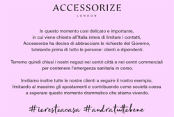 Coupon Accessorize a Viterbo ( Scade domani )
