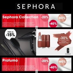Offerte di Profumeria e Bellezza nella volantino di Sephora ( Pubblicato oggi)
