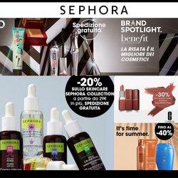 Offerte di Profumeria e Bellezza nella volantino di Sephora ( Per altri 5 giorni)