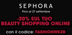Coupon Sephora a Civitavecchia ( Scade oggi )