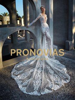 Offerte Matrimonio nella volantino di Pronovias a Saronno ( Più di un mese )