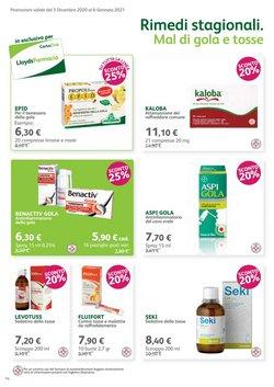 Offerte di Gola a Lloyds Farmacia