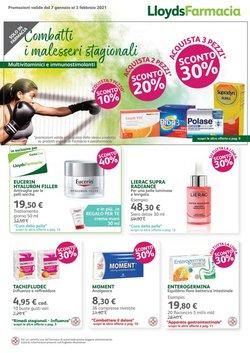 Offerte Salute e Ottica nella volantino di Lloyds Farmacia a Pavia ( Per altri 15 giorni )