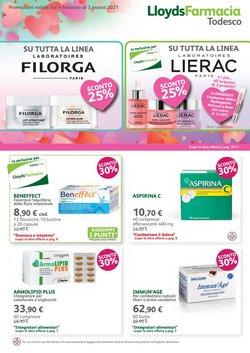 Offerte Salute e Ottica nella volantino di Lloyds Farmacia a Thiene ( Per altri 6 giorni )