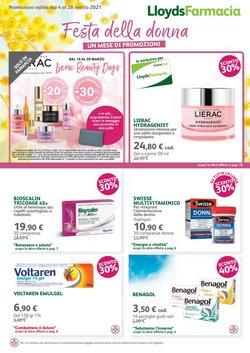 Catalogo Lloyds Farmacia ( Per altri 3 giorni )
