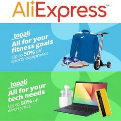 Offerte di Aliexpress nella volantino di Aliexpress ( Per altri 11 giorni)