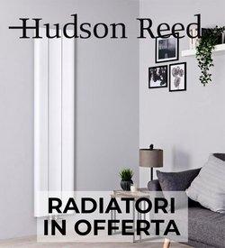 Offerte di Hudson Reed nella volantino di Hudson Reed ( Per altri 6 giorni)