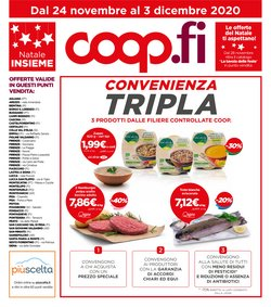 Catalogo Coop a Firenze ( 3  gg pubblicati )