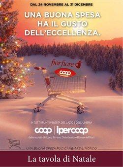 Offerte Iper Supermercati nella volantino di Coop a Ciampino ( 2  gg pubblicati )